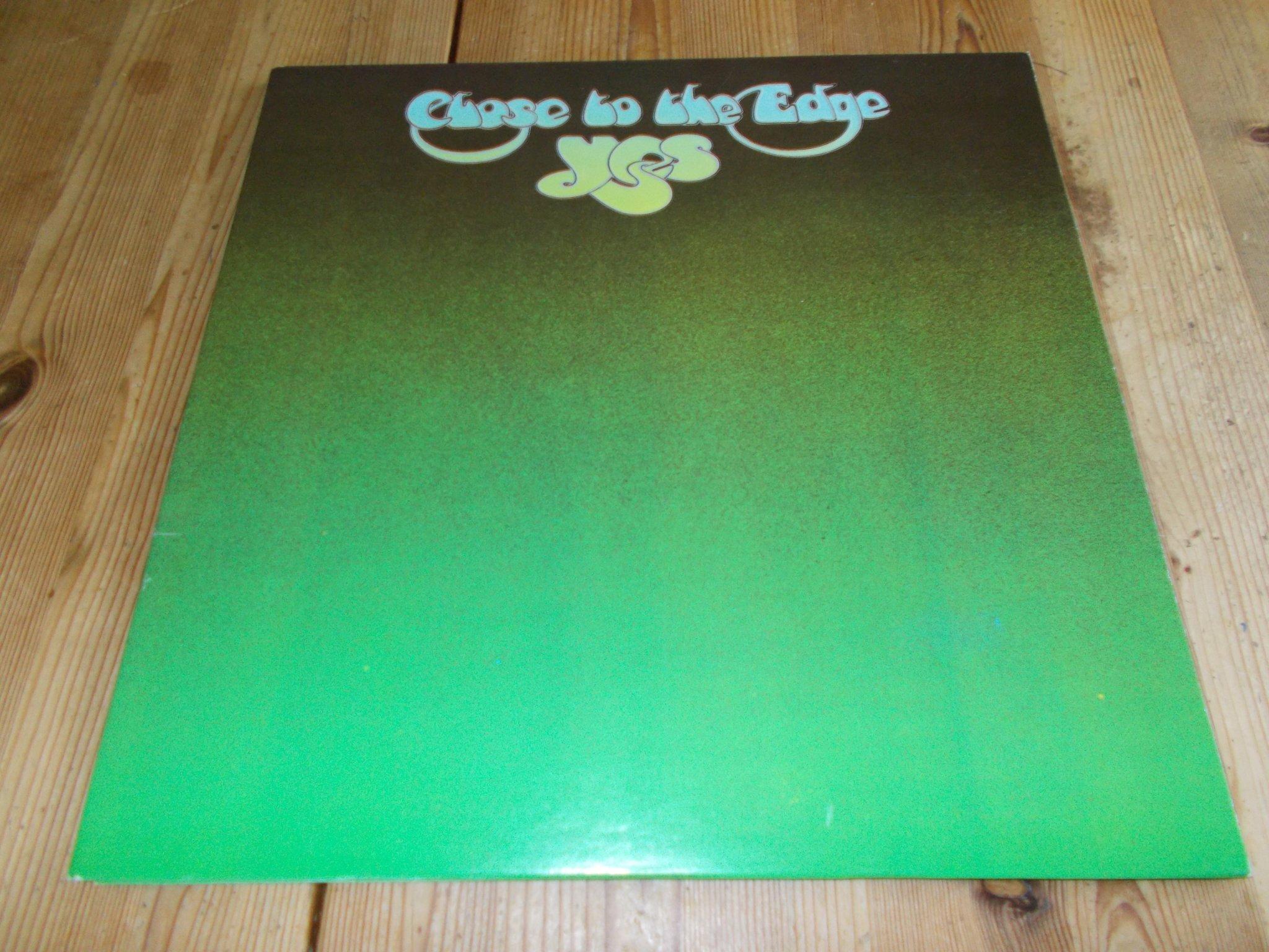 Yes - Close To The Edge vinyl (357872319) ᐈ Köp på Tradera