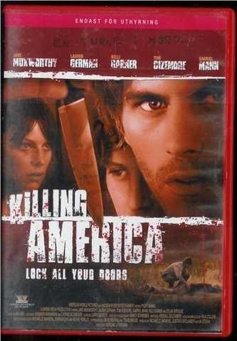 KILLING AMERICA  -  Jake Muxworthy , Lauren German