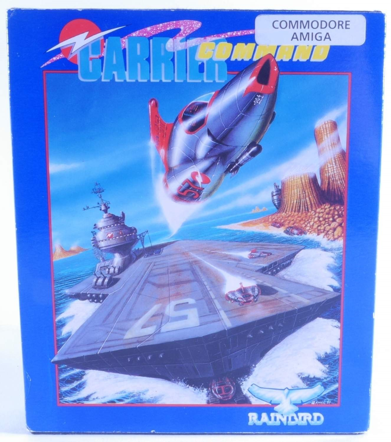 Carrier Command (Amiga) -