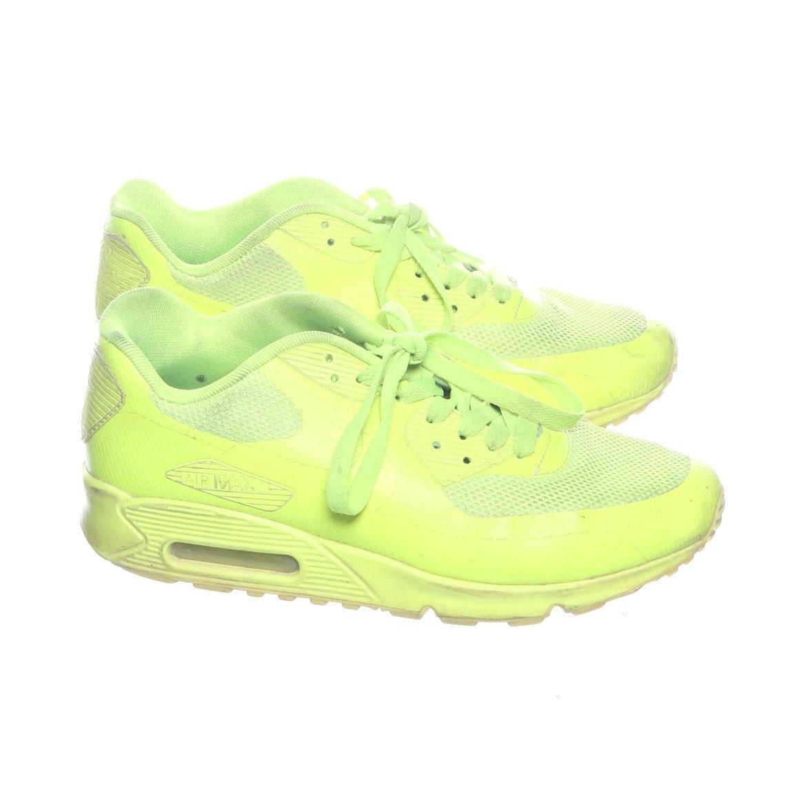 low priced 2a7f7 7dd2d Nike, Sneakers, Strl  40, Air Max 90 Hyperfuse Volt, Grön