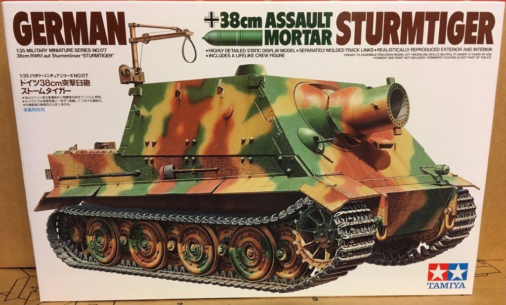 Tamiya Sturmtiger Hobby Model Kit