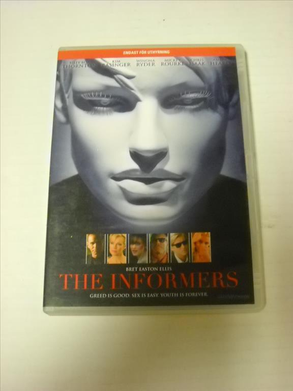 "The Informers ""Billy Bob Thornton, Kim Basinger"""