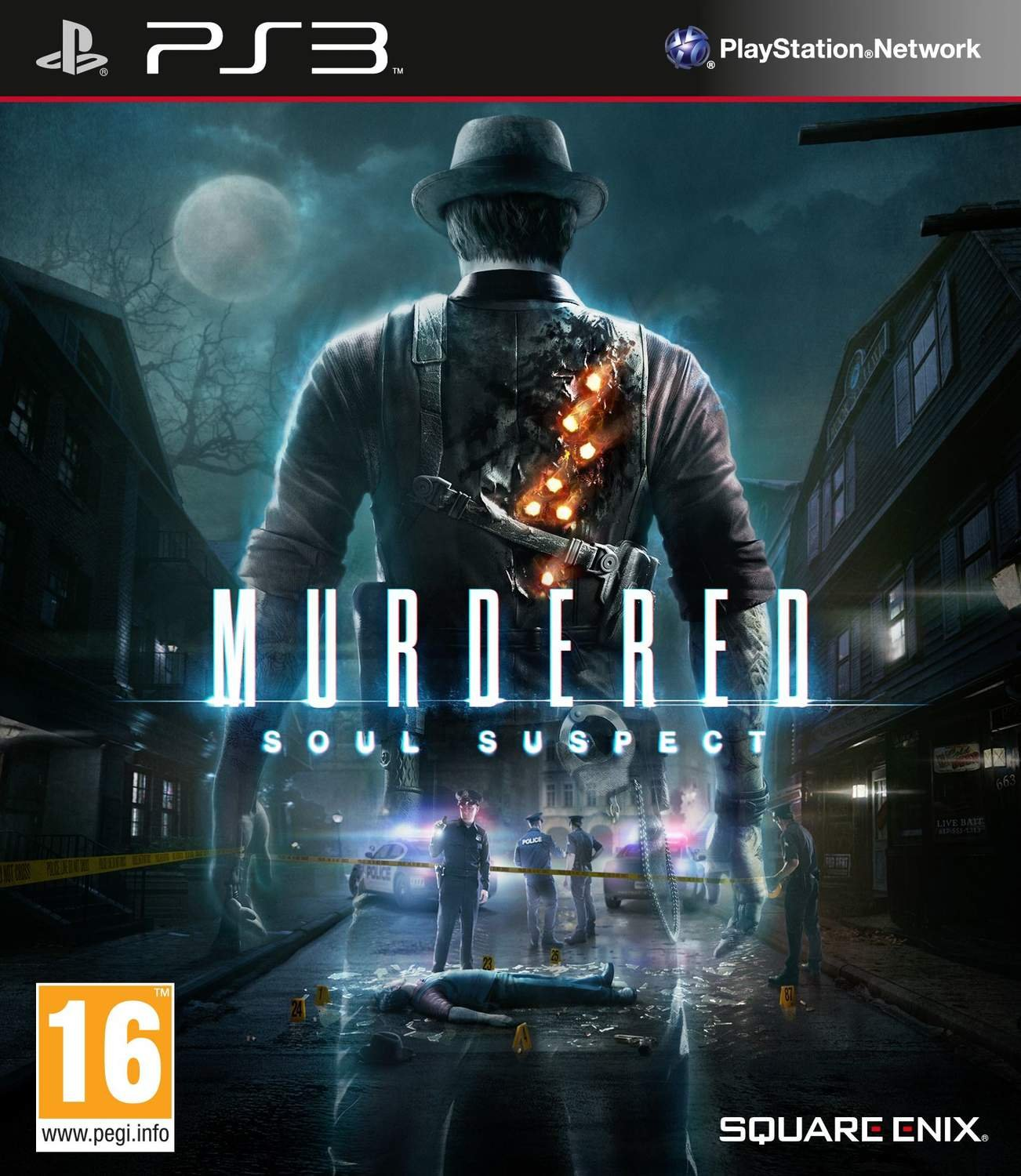 Murdered: Soul Suspect - Playstation 3
