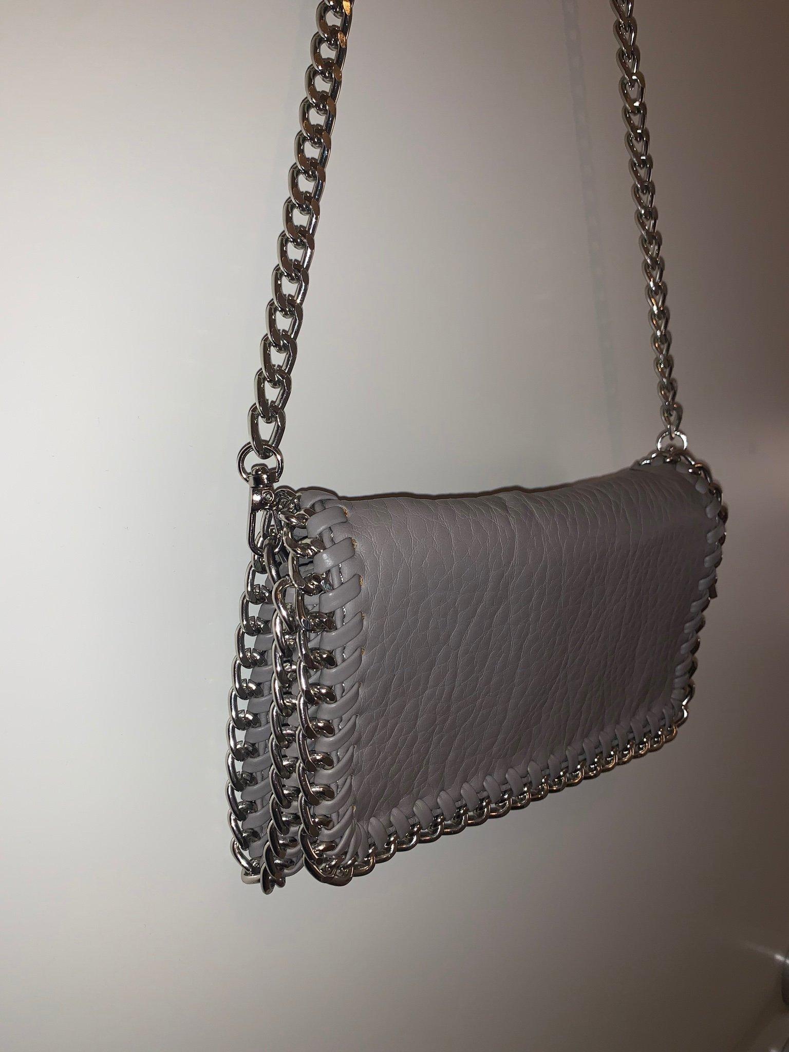 Tiamo grå väska