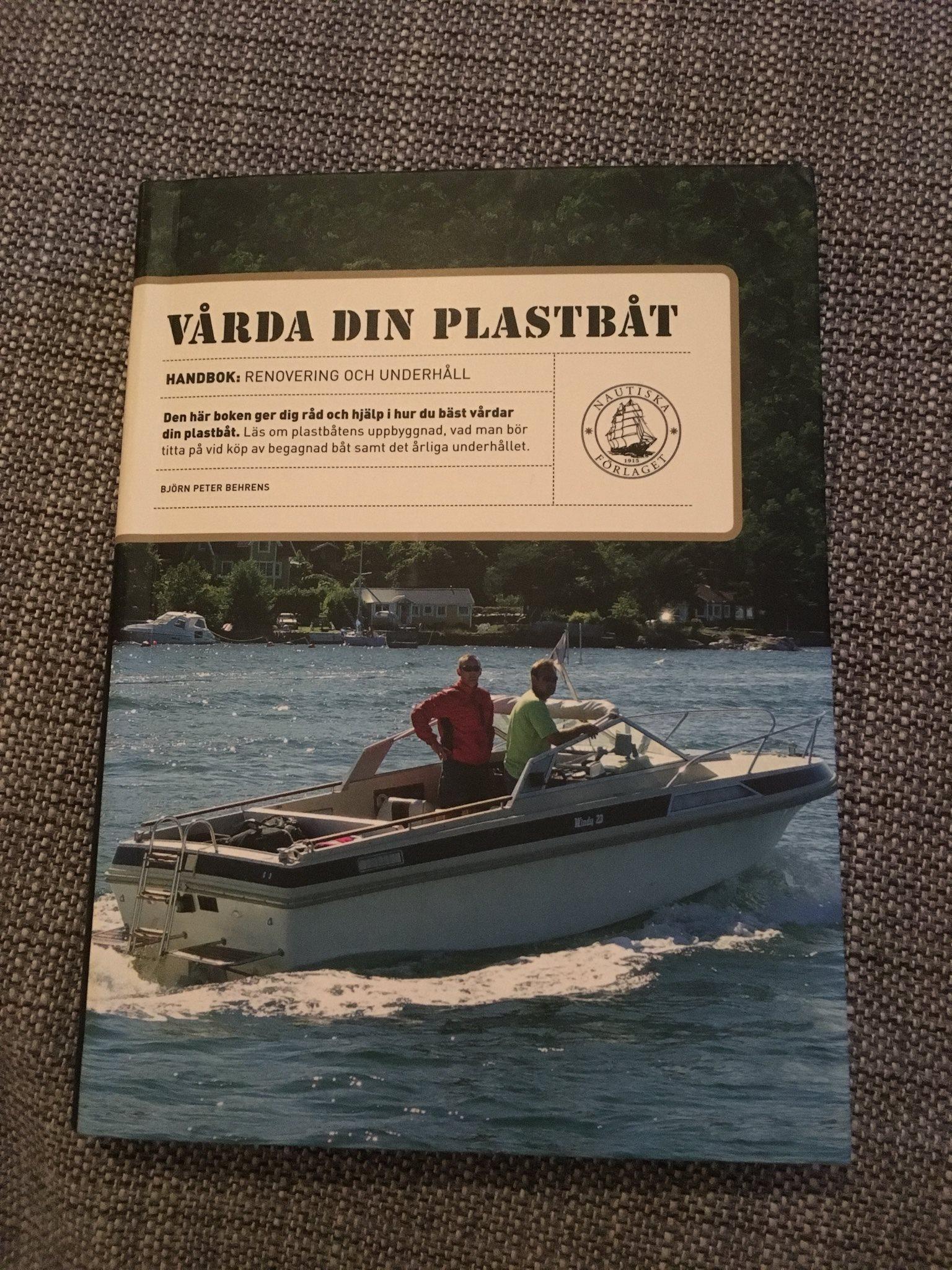vårda din plastbåt
