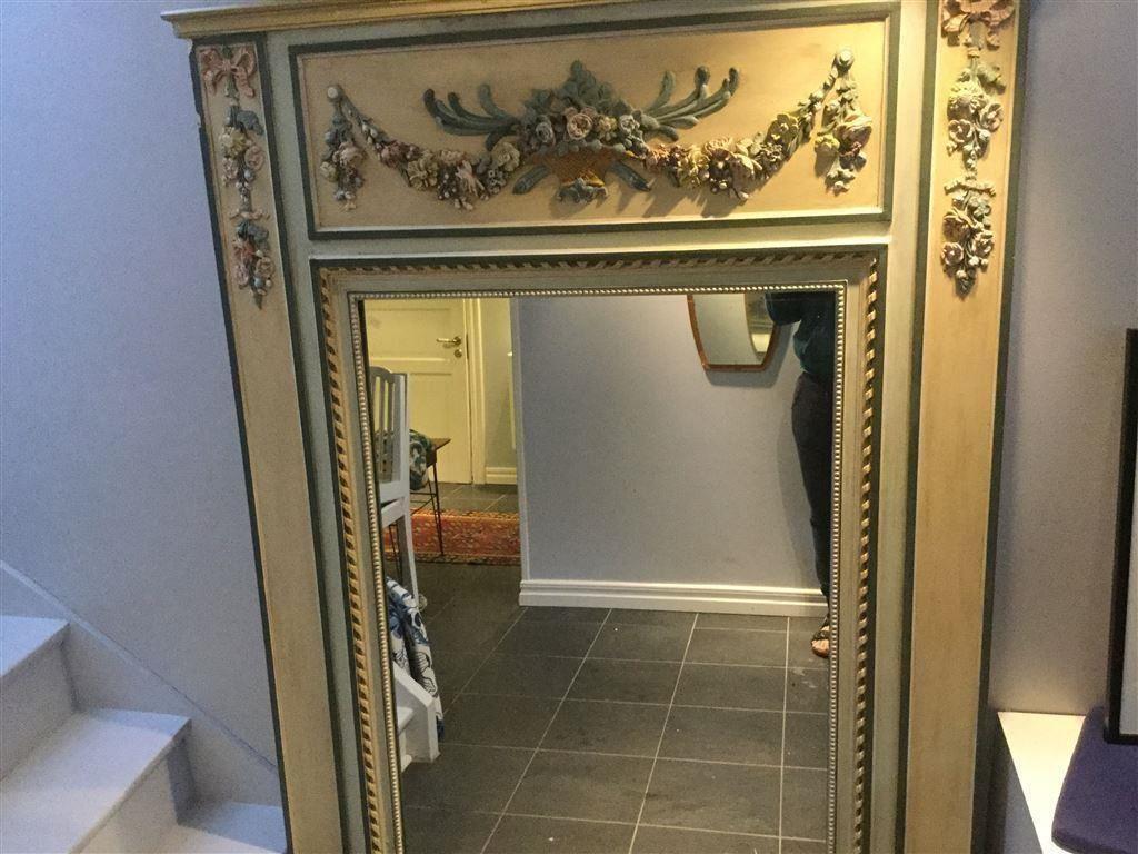 Antika speglar   tradera.com