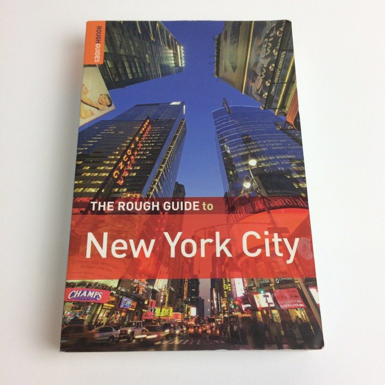 Bok, The rough guide to New York City 2018, Martin Dunford, Pocket