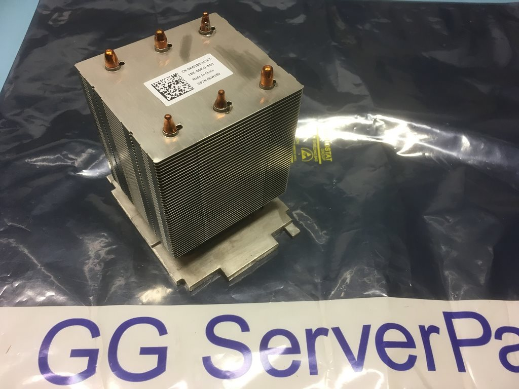 Dell Heatsink KW180 Poweredge T610 T710