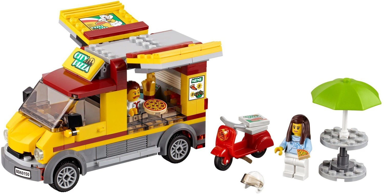LEGO City - Pizza Van (60150)