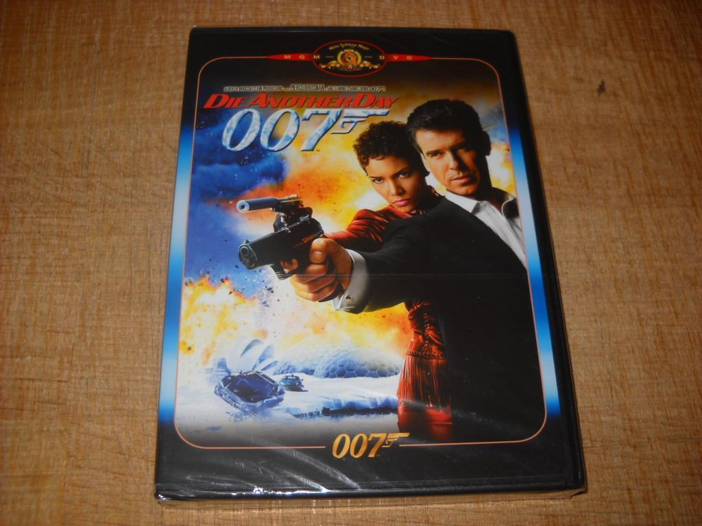 "James Bond 007 ""Die another day"""