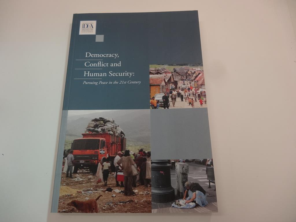 Democracy, Conflict and Human Security: Pursuing peace in the 21st century
