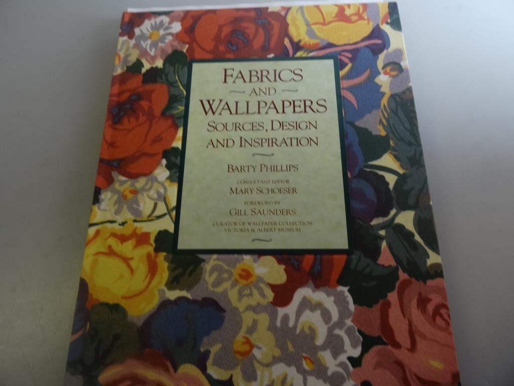 Fabrics and wallpappers