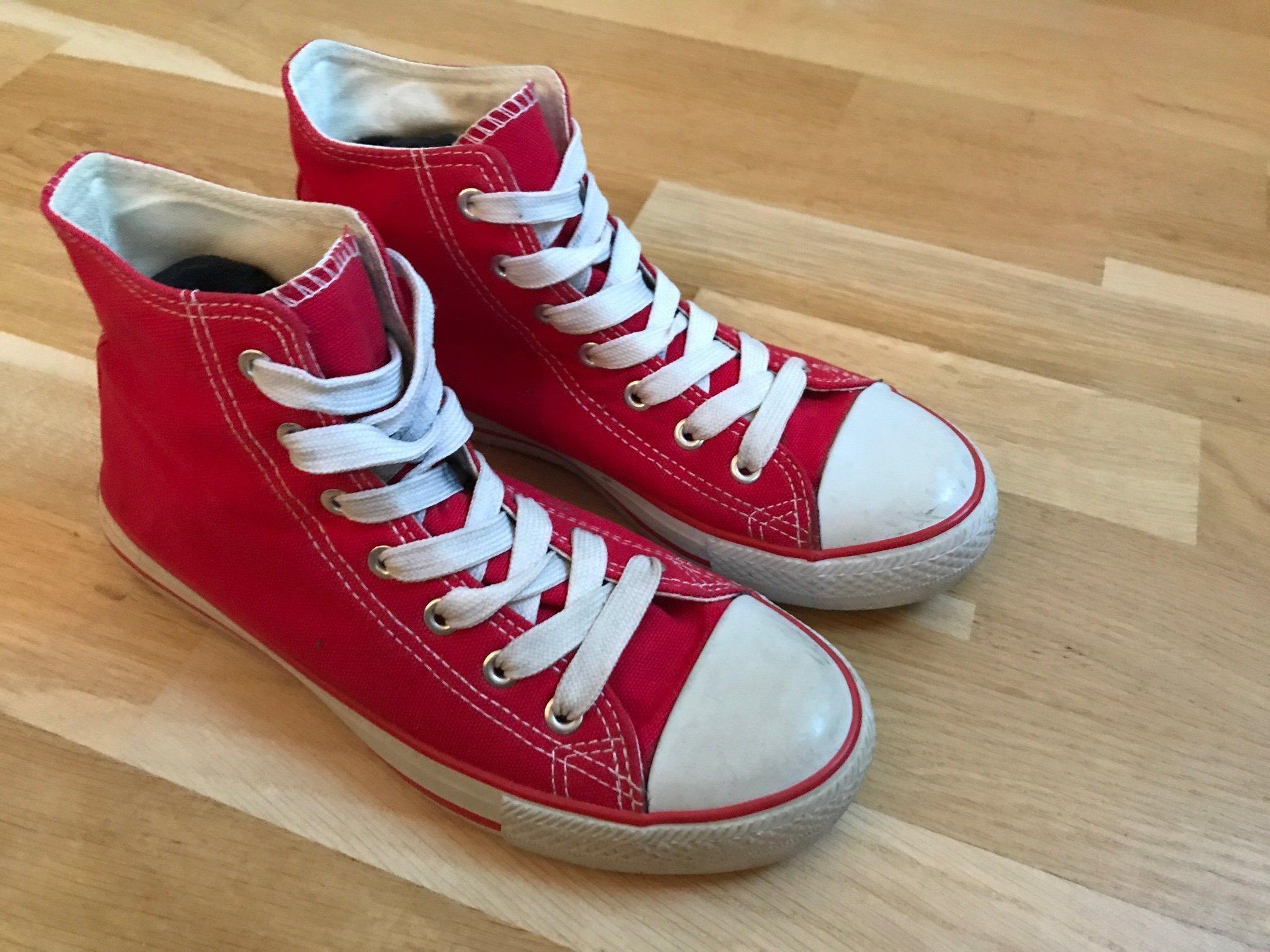 30b3f2180a1 NYA! Oanvända sneakers tygskor strl 39 . (349176800) ᐈ Köp på Tradera