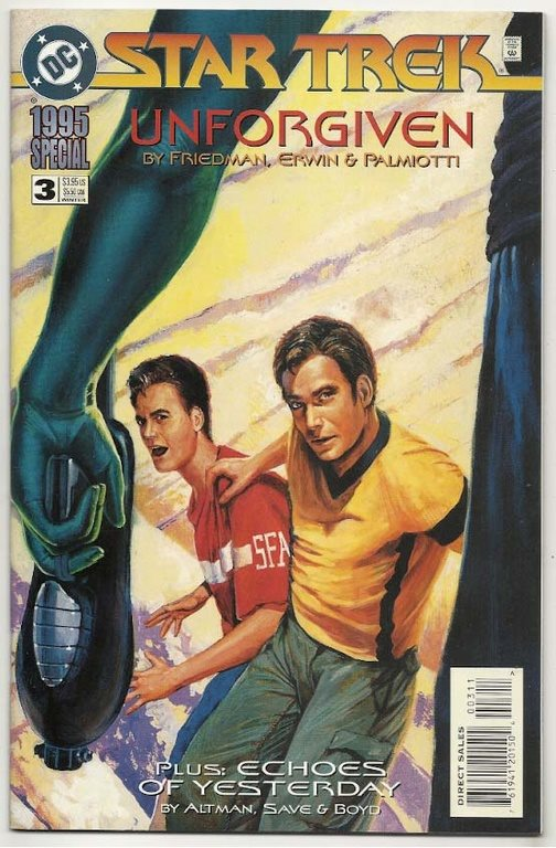 Star Trek 2nd Series Special # 3 VF-NM