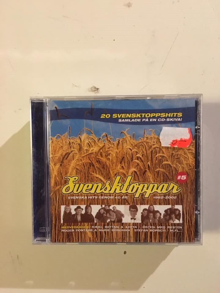 svensktoppen 40 år cd Svensktoppar svenska hits genom 40 år (311774153) ᐈ Köp på Tradera svensktoppen 40 år cd