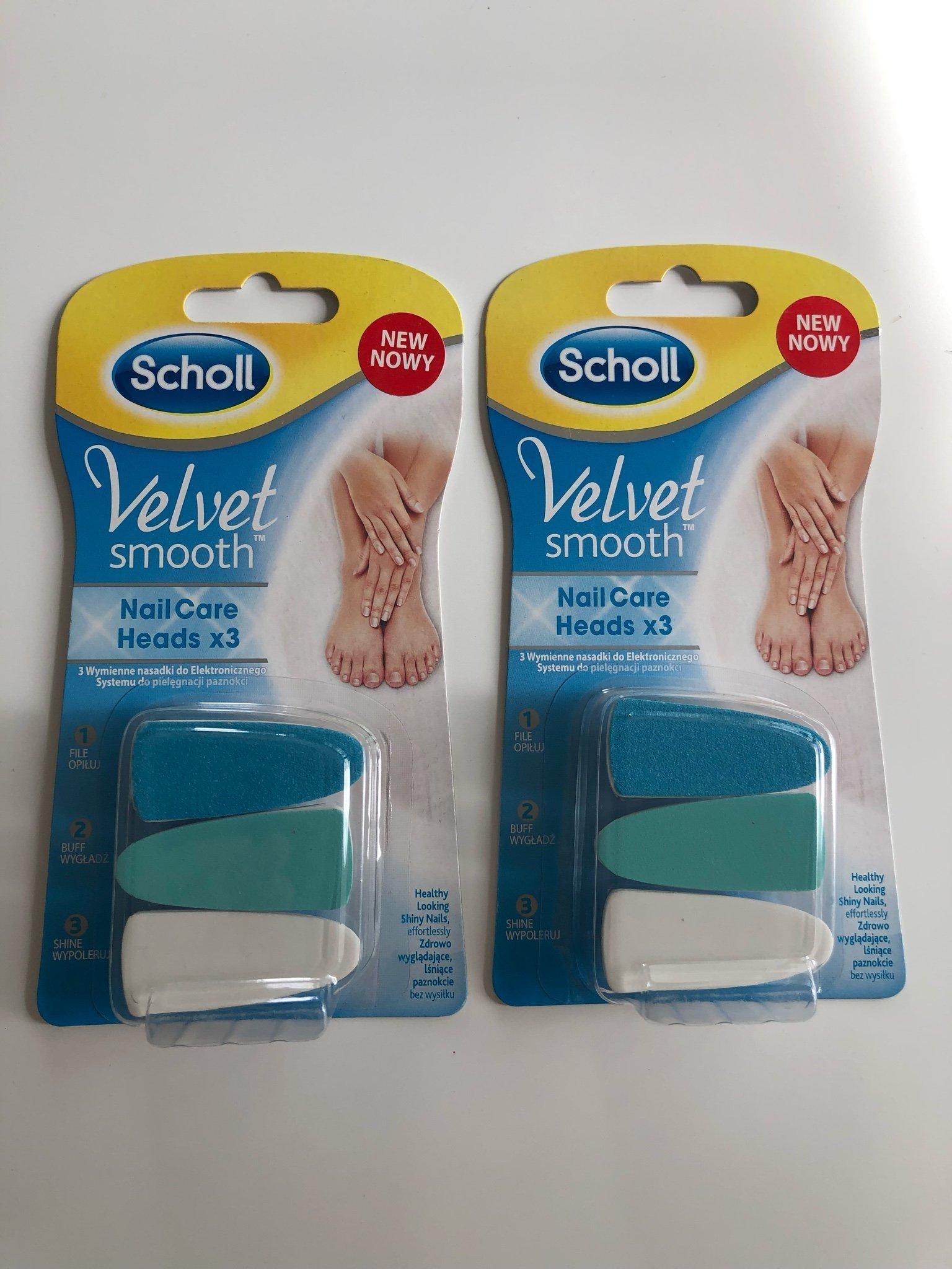 d701ebe030f NY! Velvet Smooth Nail Care Heads Refill 2 förp.. (354546488) ᐈ Köp ...