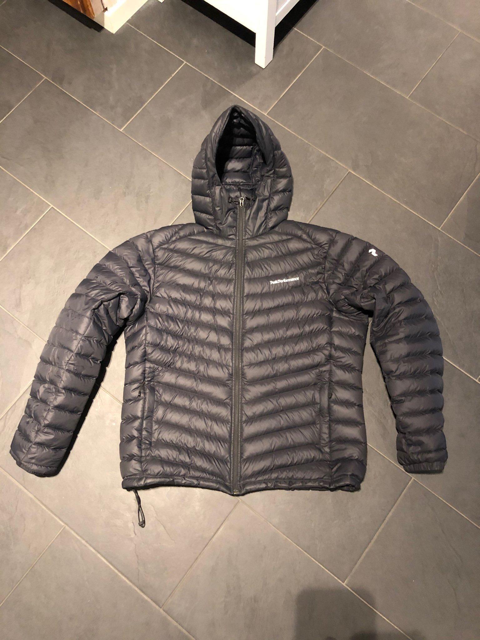 Peak Performance Frost DH dunjacka XXL (383837311) ᐈ Köp på