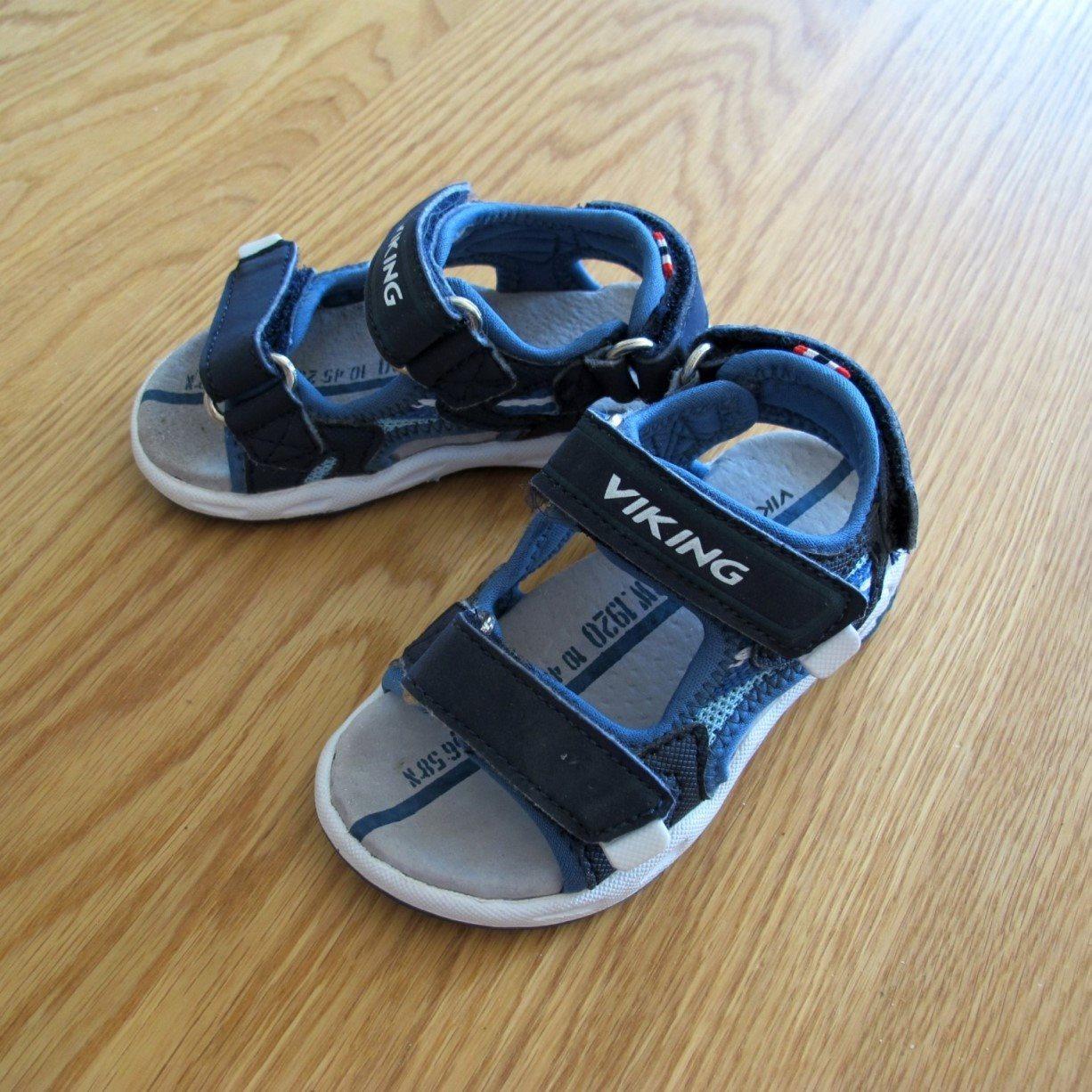 innermått skor storlek