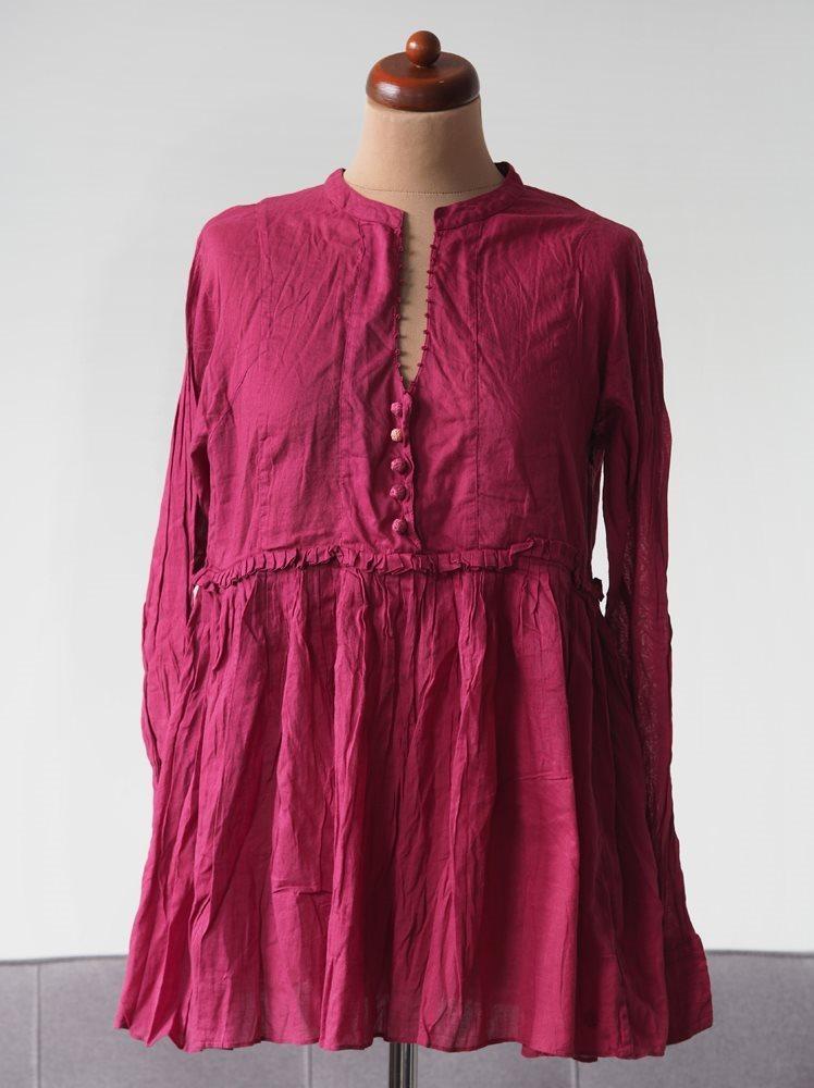 Hunkydory tunika skjorta blus bo.. (319787074) ᐈ wildheartsstore på ... 240ebd3af8dc9