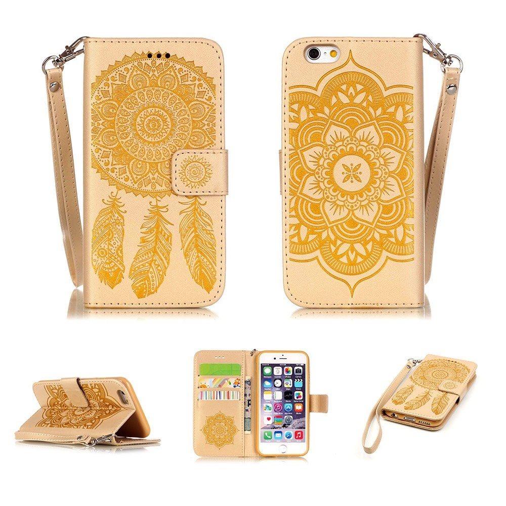 iPhone 6   6S - Plånboksfodral i Läd.. (291839033) ᐈ StarGadgets på ... 2cc59b37944fb