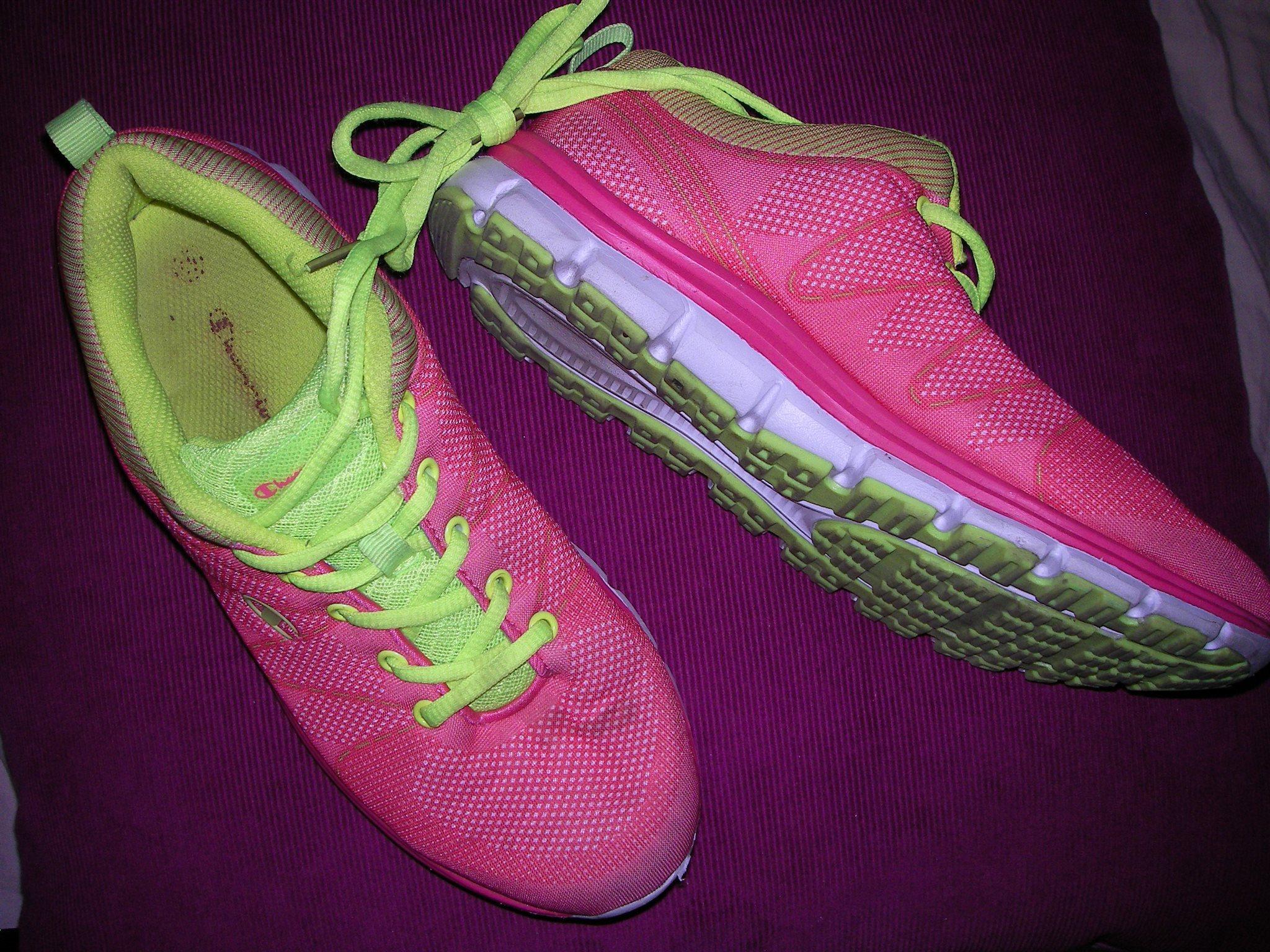 d8848279502d2b Champion jogging skor stl 38 (340517022) ᐈ Köp på Tradera