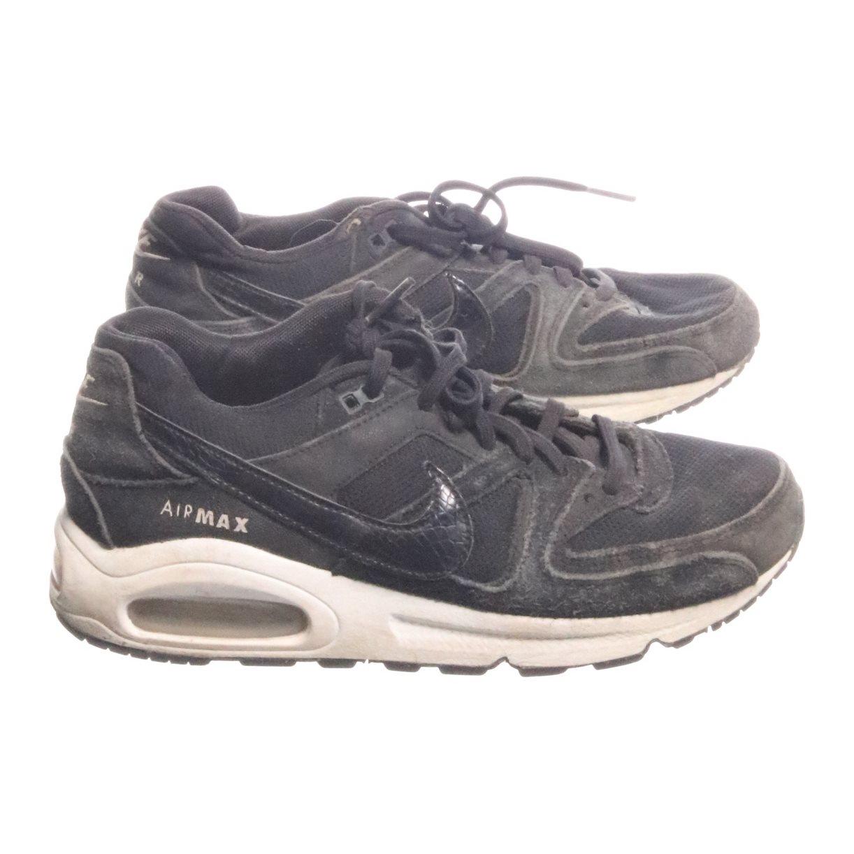 promo code f931d b384a Nike, Sneakers, Strl  38, Airmax, Svart Vit