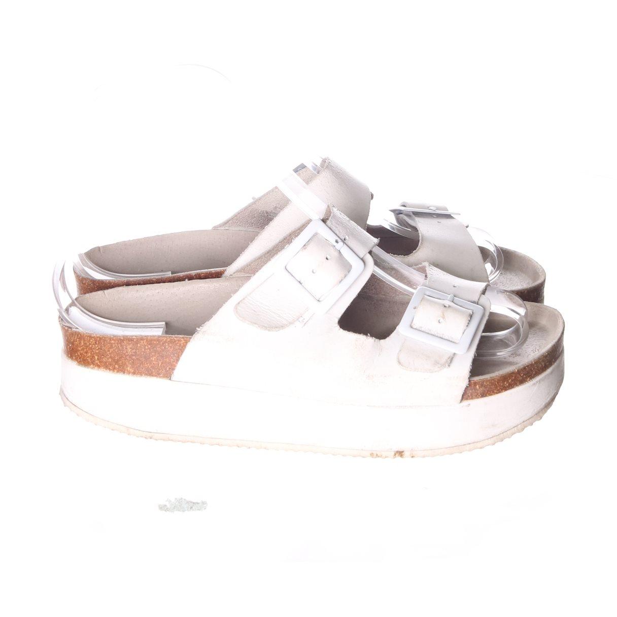 vita platå sandaler
