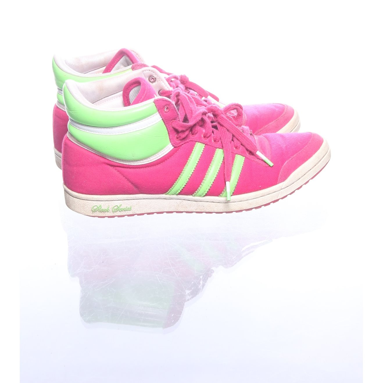 Adidas, Sneakers, Strl: 39 13, RosaFle.. (344651692) ᐈ