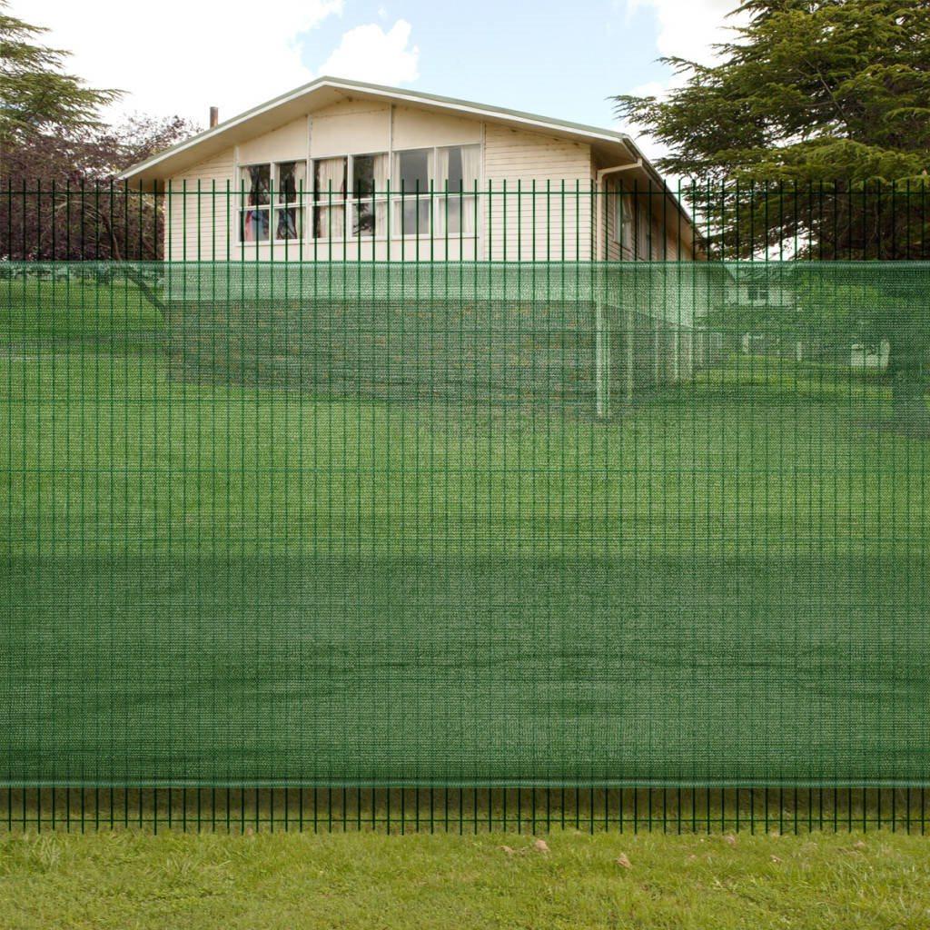 Insynsskydd för staket 2x3m grön på Tradera.com - Övriga : bambu insynsskydd : Inredning