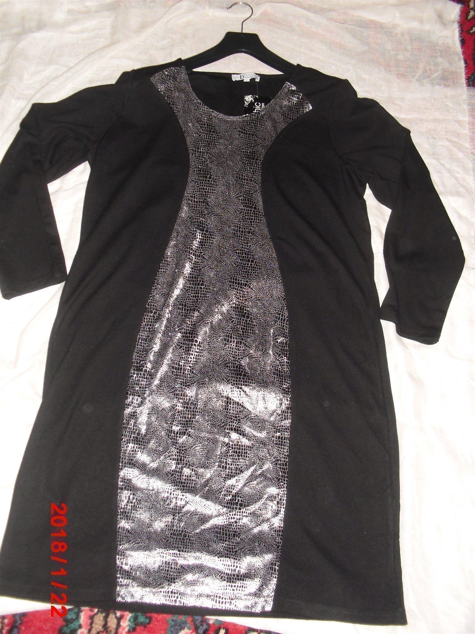 4cc59c5ee9b2 B`chic underbar ny klänning tunika xxl fest ti.. (338427157) ᐈ Köp ...