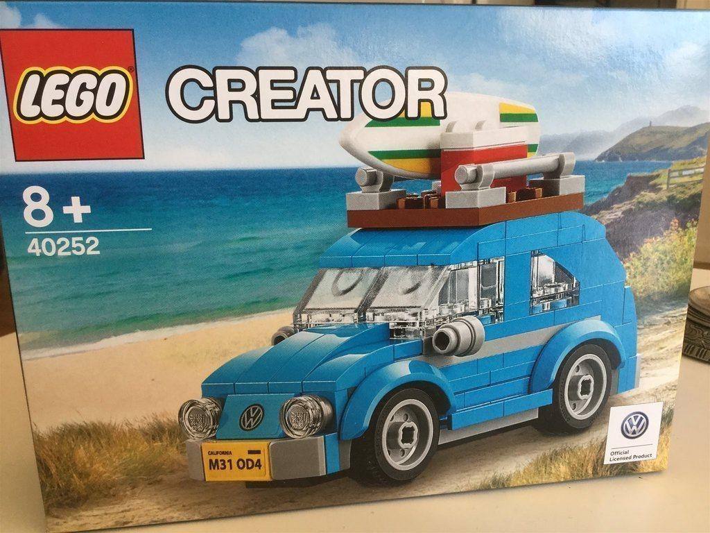 LEGO VW Beetle mini, Creator, 40252, Ny och Oöppnad, (C)