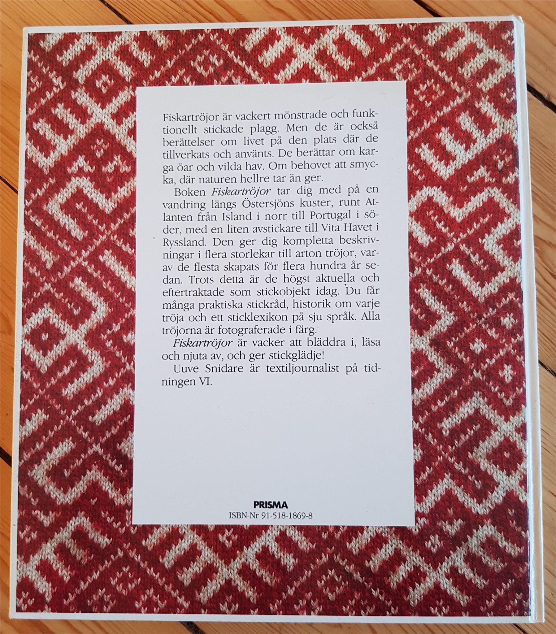 Fiskartröjor och andra tröjklassiker Uuve Snidare Snidare Snidare d9a830