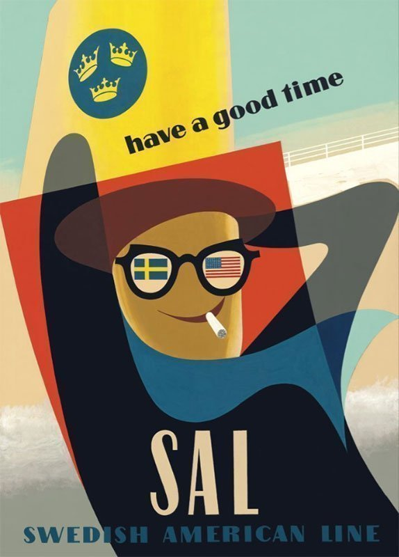 Poster - Retro - Have a Good Time