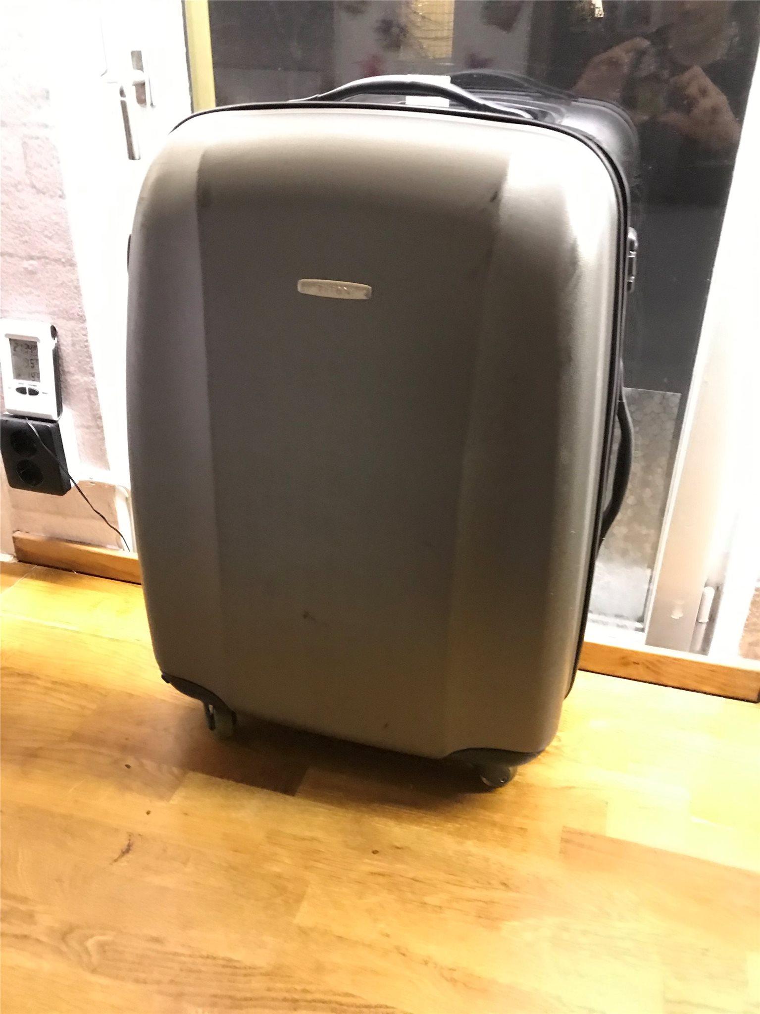 Resväska märke Titan (338720636) ᐈ Köp på Tradera 975860a1eaf94