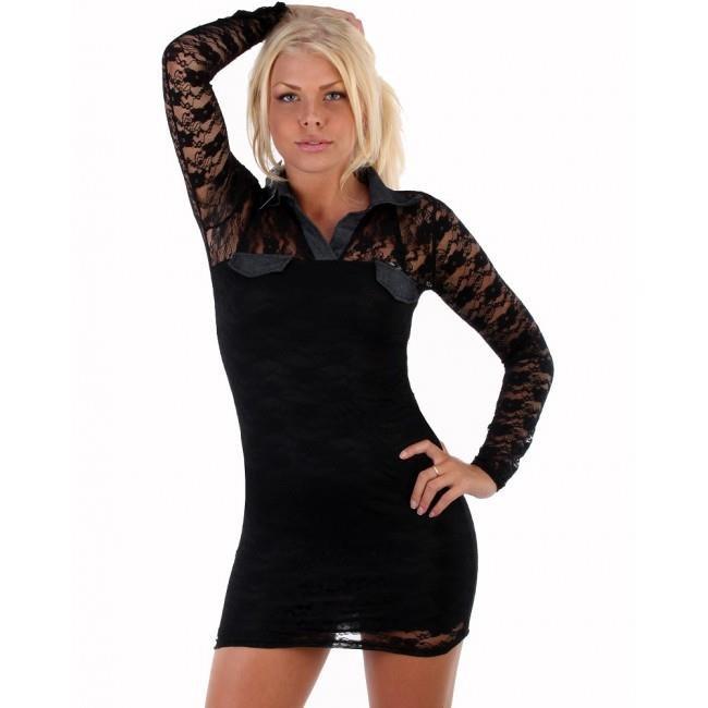sexiga klänningar till fest