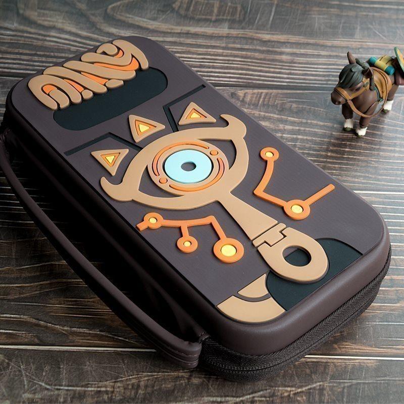 Brun Zelda case väska Skal för Nintendo Switch (341295638) ᐈ Köp på ... 9d48797df94cf