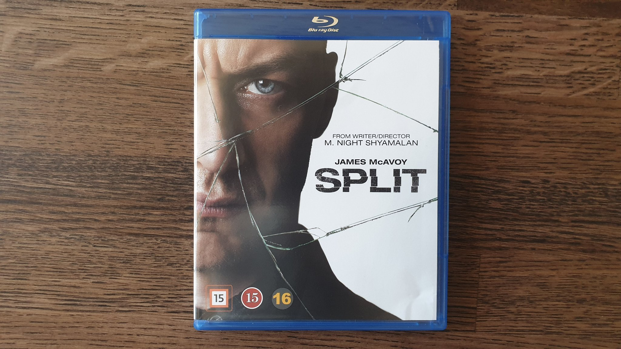 Split M Night Shyamalan James Mcavoy