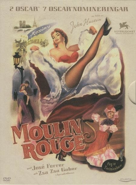 Moulin Rouge - DVD - NY