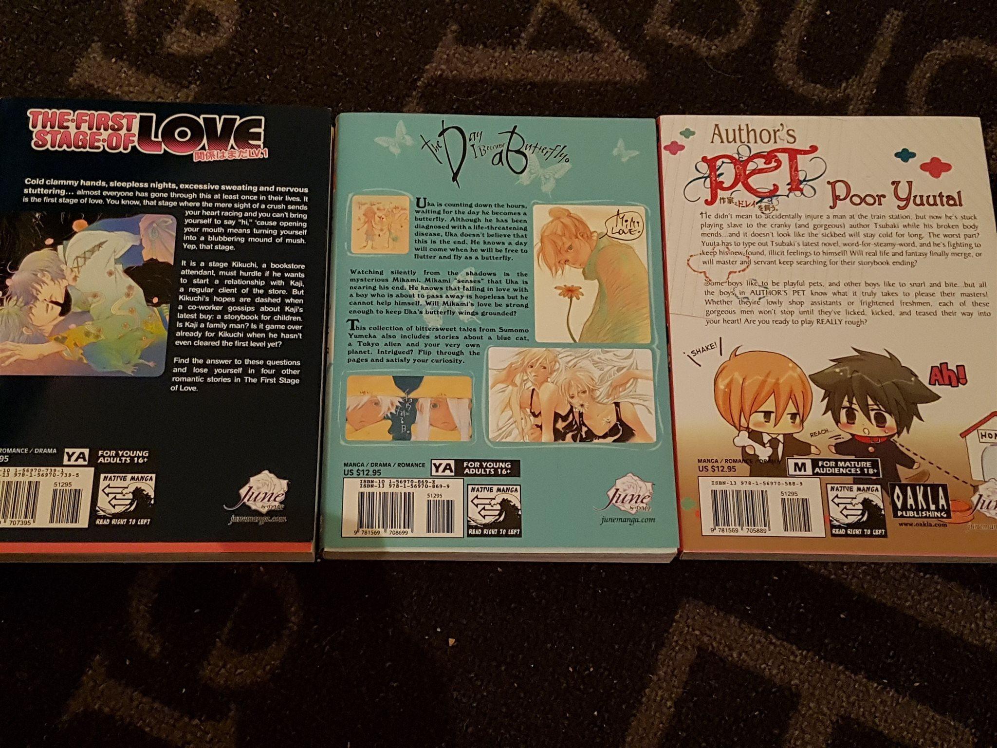 Yaoi Yaoi Yaoi manga 3st d01590