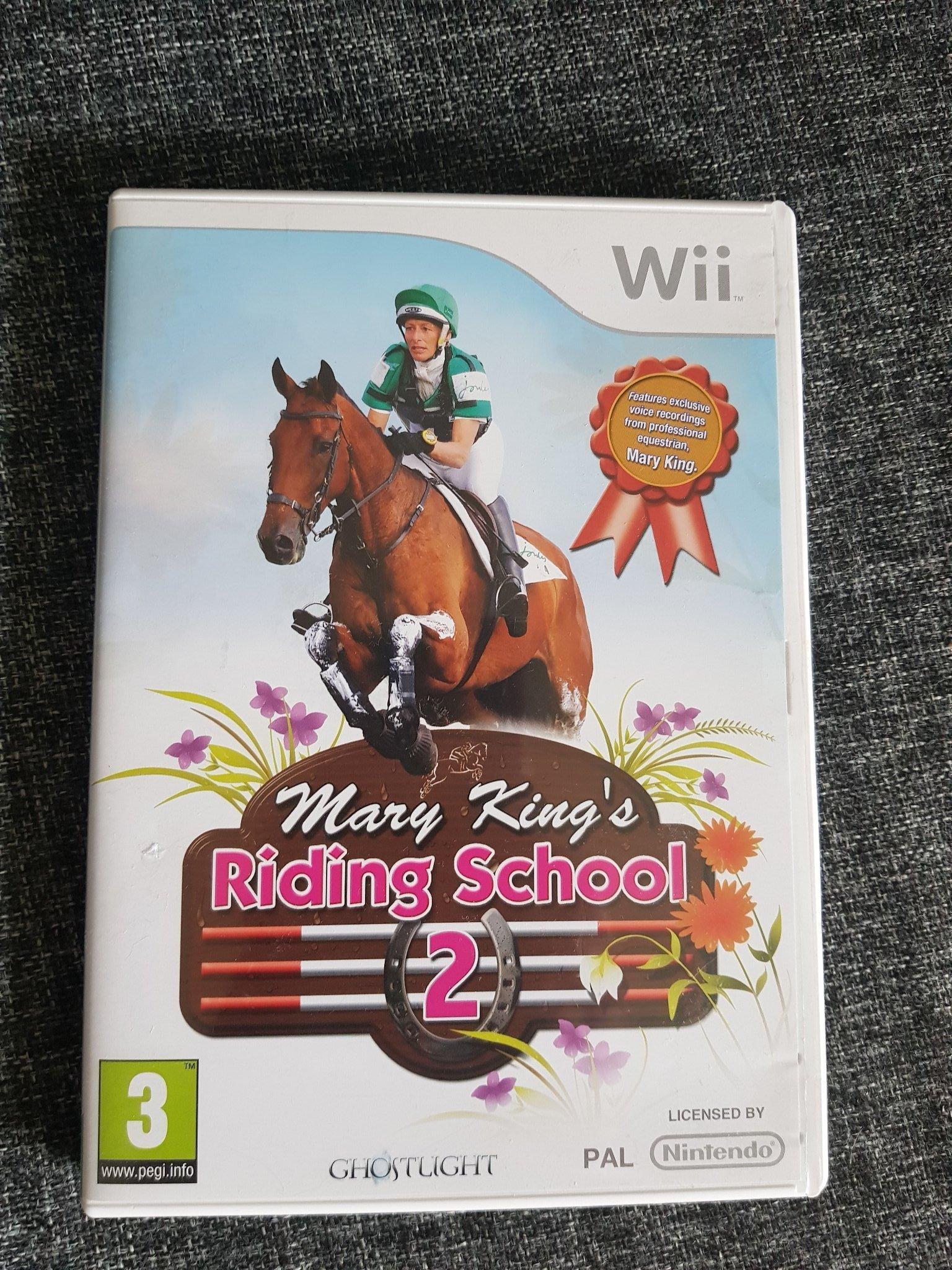 Ridskolan dvd