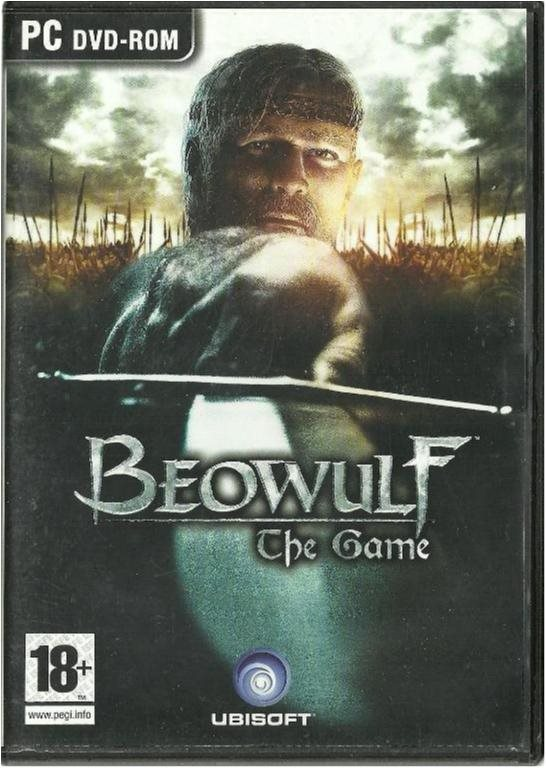 BEOWULF - THE GAME   ( PC SPEL)