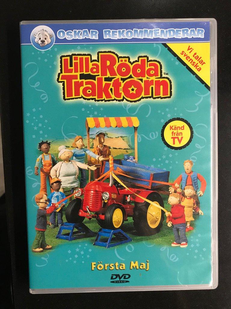 5d43a45546ba Lilla röda traktor - DVD (343567378) ᐈ Köp på Tradera