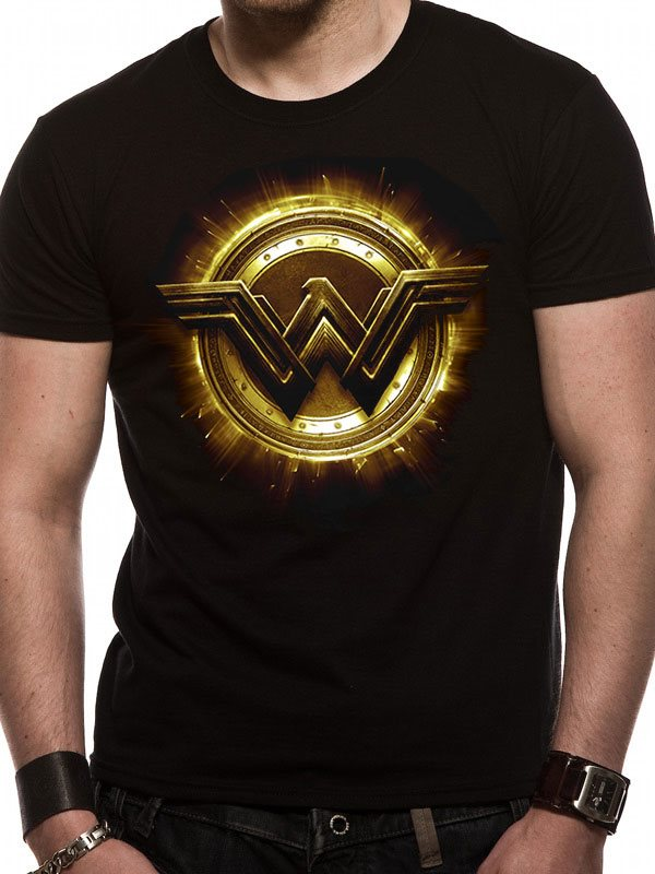 JUSTICE LEAGUE MOVIE - WONDER WOMAN SYMBOL (UNISEX) - Small