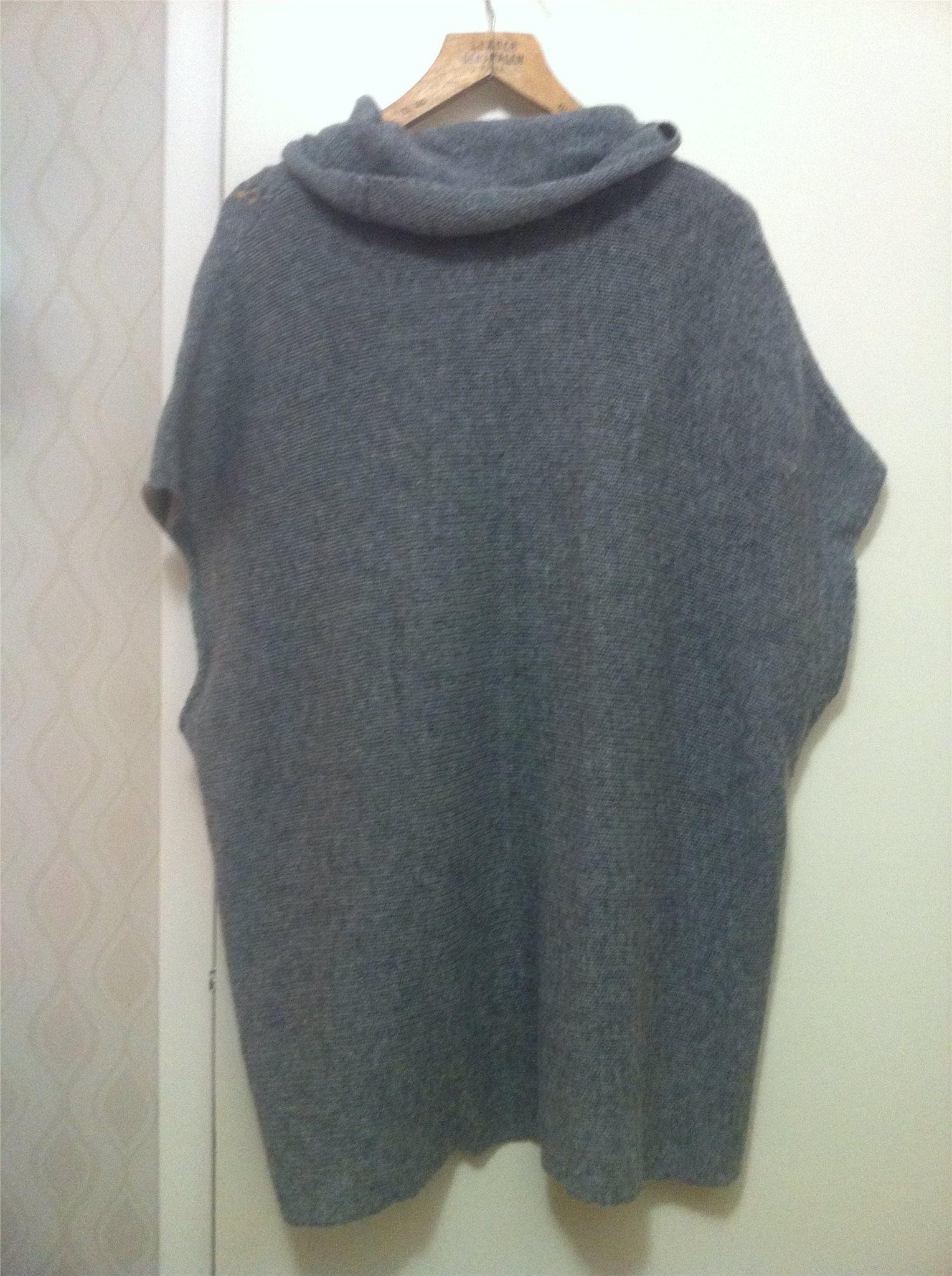 tröja + poncho strl One size. size. size. e68182