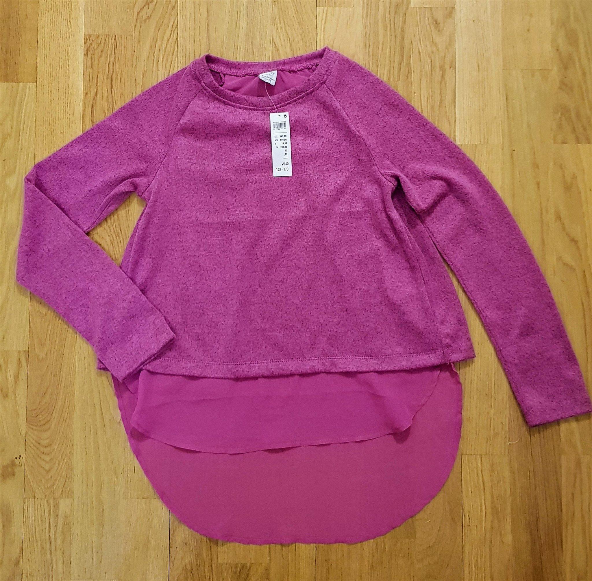 Ny långärmad tröja, storlek 134140 (337241842) ᐈ Köp på