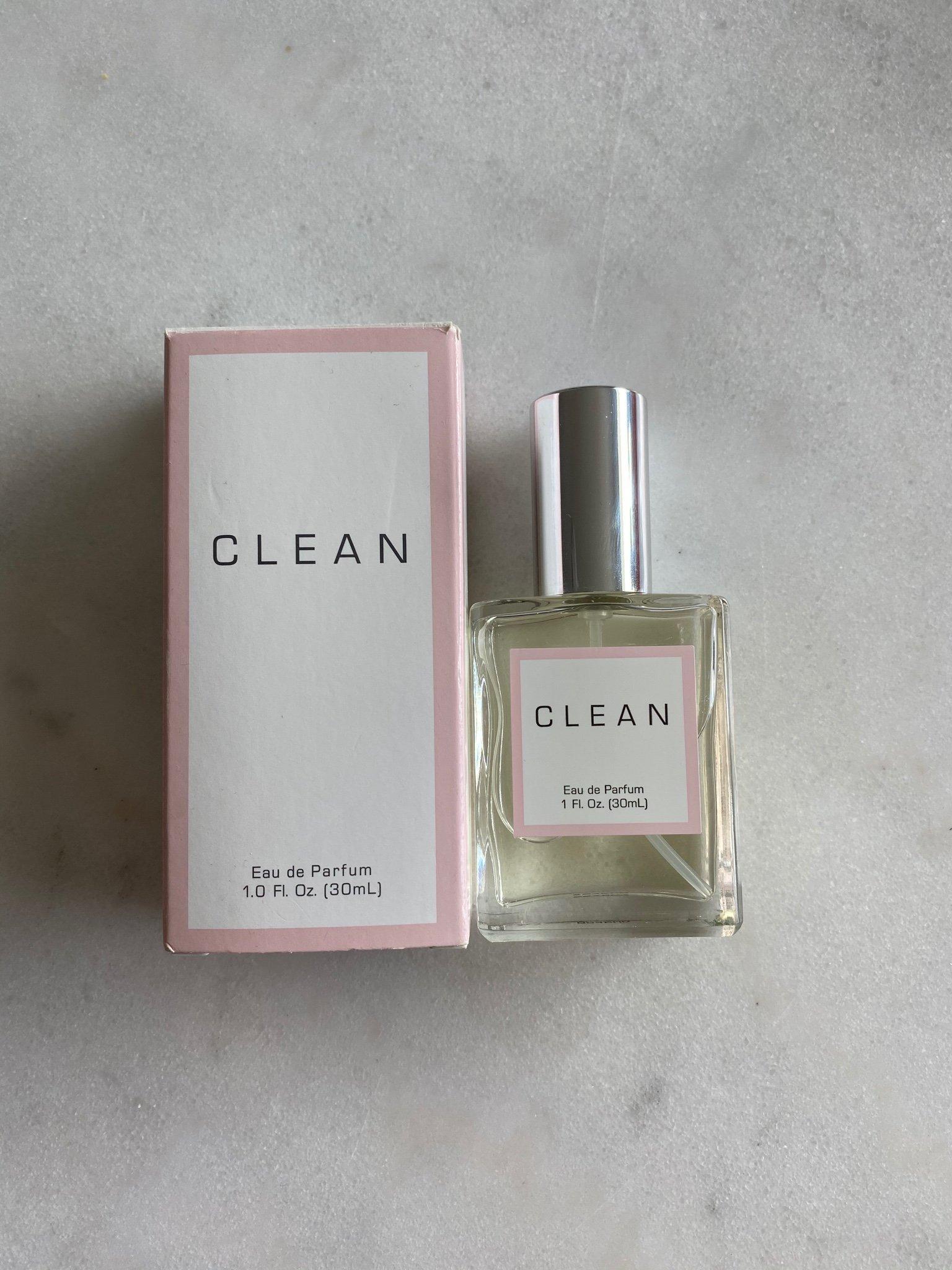 NY! CLEAN parfym (408987906) ᐈ Köp på Tradera