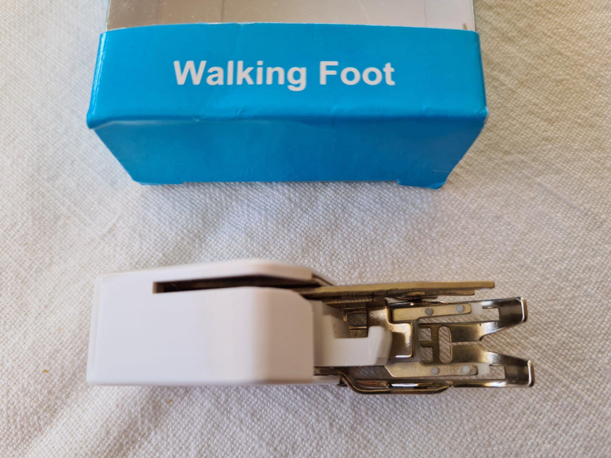 walking foot symaskin