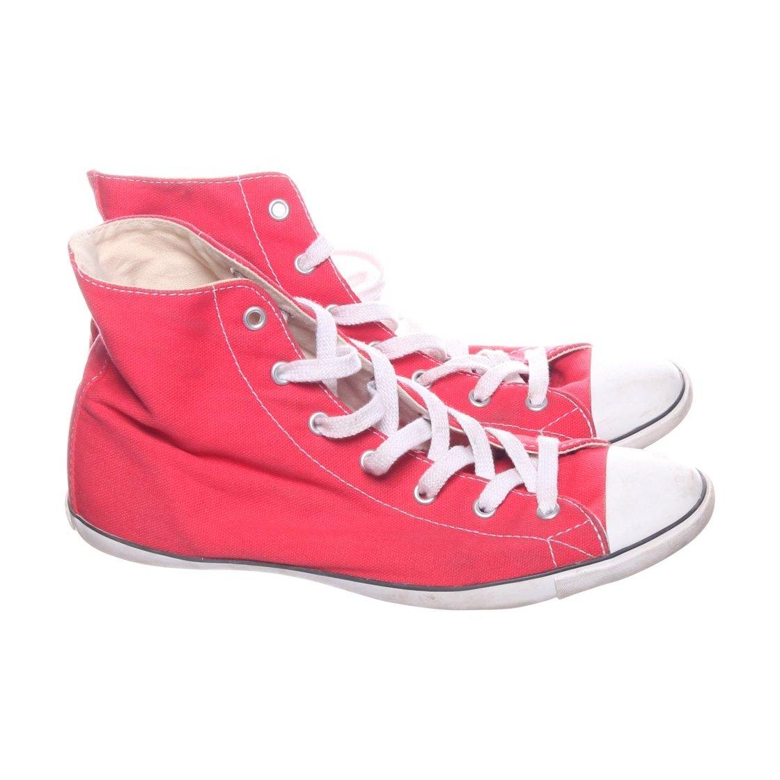 dfeeee88a65 Converse, Sneakers, Strl: 40, Röd/Vit (348432454) ᐈ Sellpy på Tradera