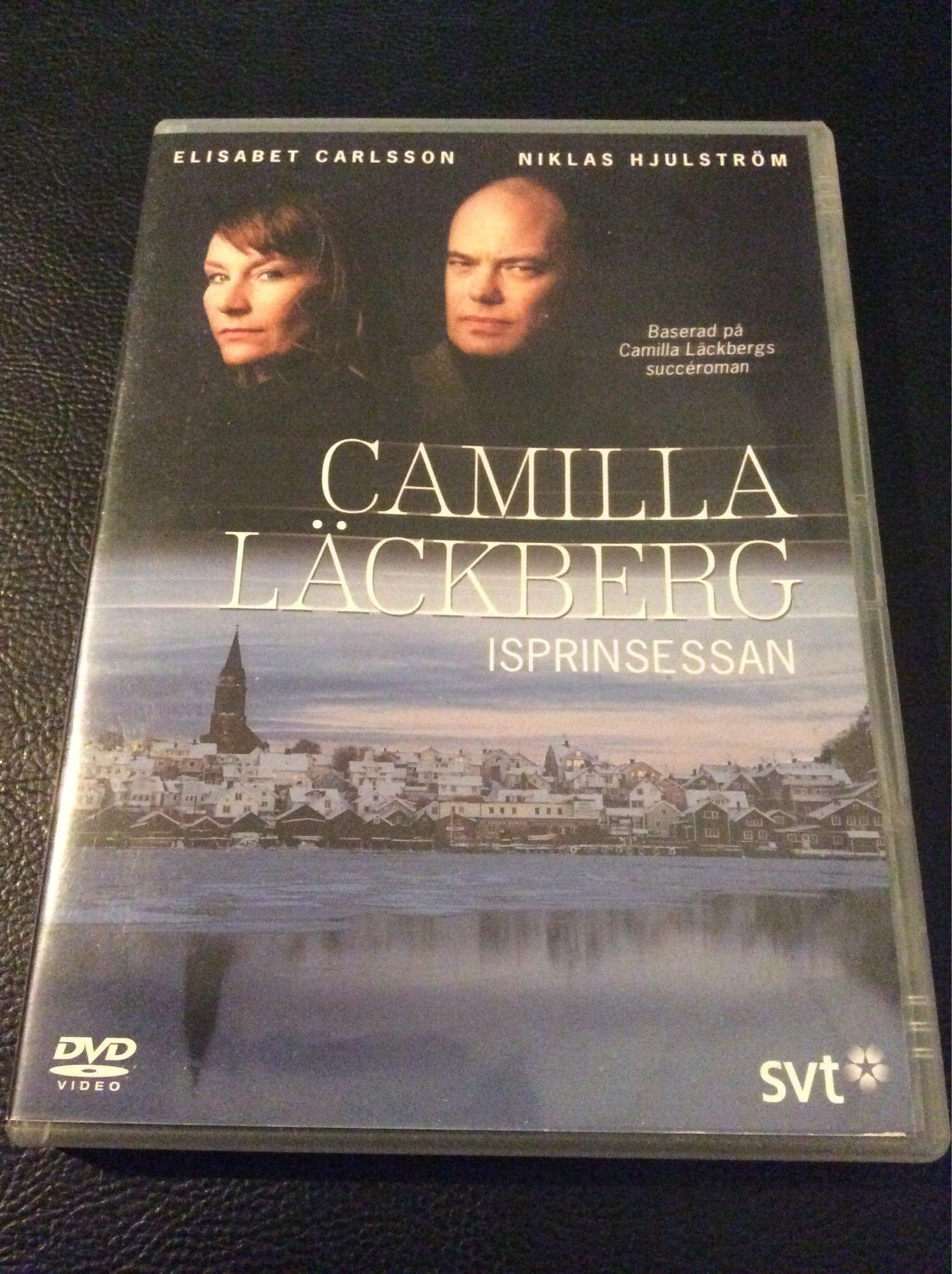 ISPRINSESSAN - CAMILLA LÄCKBERG - DVD (354093329) ᐈ Köp på
