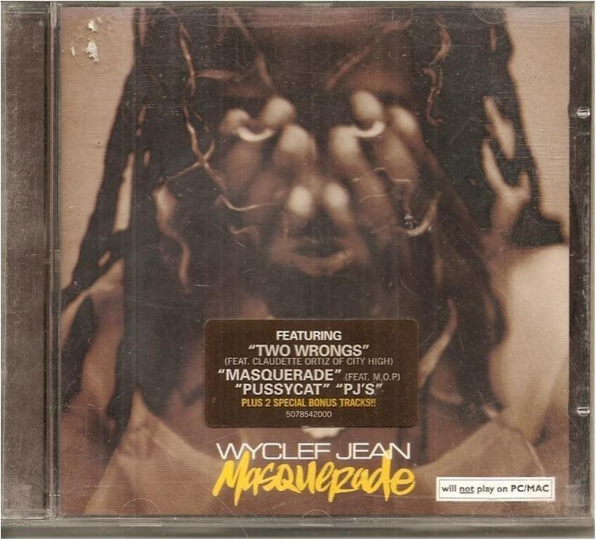 WYCLE JEAN - MASQUERADE